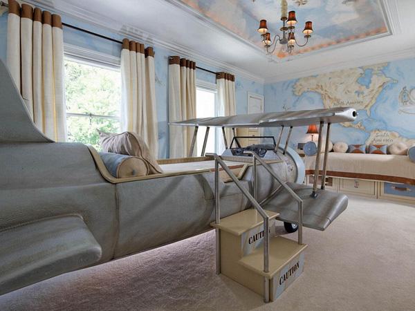 Phòng ngủ của con cưng với nội thất tiền tỷ cực chất - 10