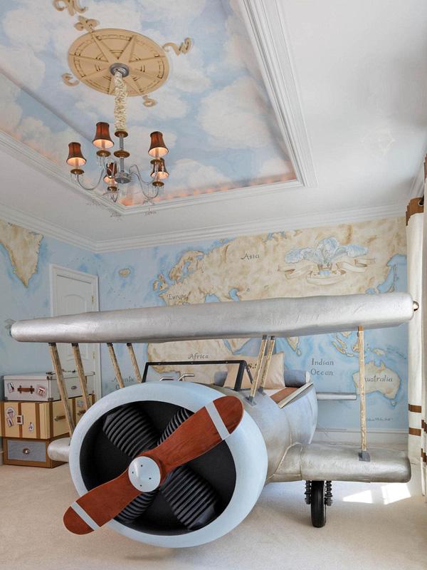Phòng ngủ của con cưng với nội thất tiền tỷ cực chất - 11