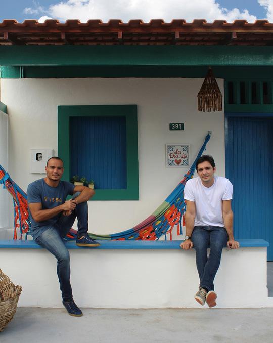 Nhà cấp 4 nhỏ xinh đốn ngã trái tim bao người dân ở Brazil