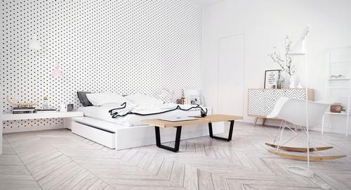 Tham khảo những không gian phòng ngủ chất phát ngất nhà người ta