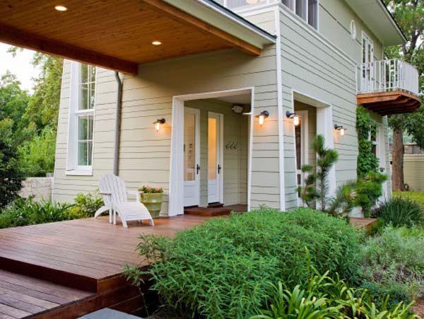 Ngôi nhà cổ điển tại Mỹ đẹp quý phái ở vùng ngoại ô Austin - 03