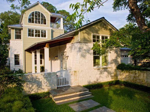 Ngôi nhà cổ điển tại Mỹ đẹp quý phái ở vùng ngoại ô Austin - 05
