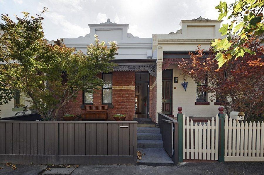 Ngôi nhà cổ điển tại Úc đẹp lôi cuốn nhờ nội thất hiện đại - 01