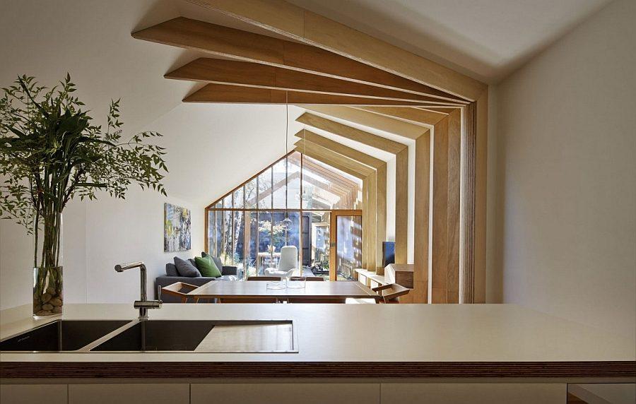 Ngôi nhà cổ điển tại Úc đẹp lôi cuốn nhờ nội thất hiện đại - 03