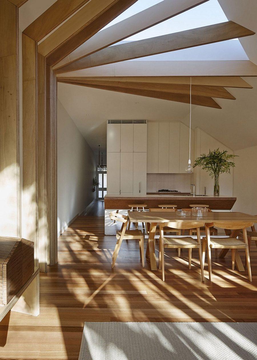 Ngôi nhà cổ điển tại Úc đẹp lôi cuốn nhờ nội thất hiện đại - 04