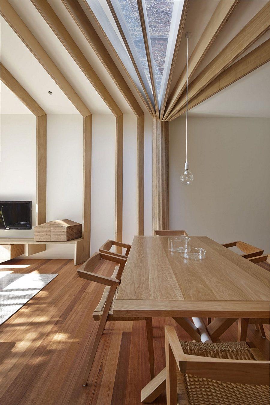 Ngôi nhà cổ điển tại Úc đẹp lôi cuốn nhờ nội thất hiện đại - 05