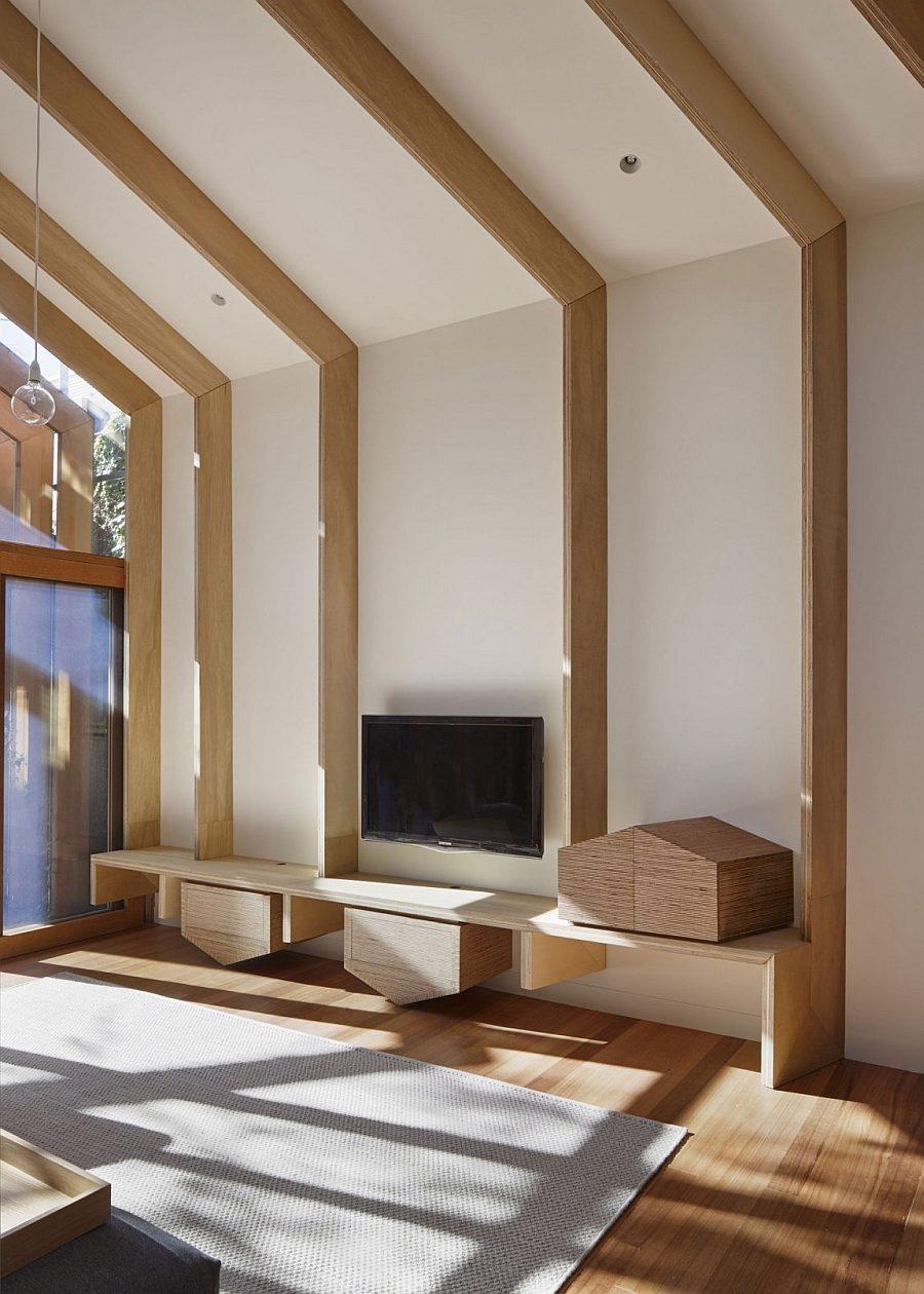 Ngôi nhà cổ điển tại Úc đẹp lôi cuốn nhờ nội thất hiện đại - 06