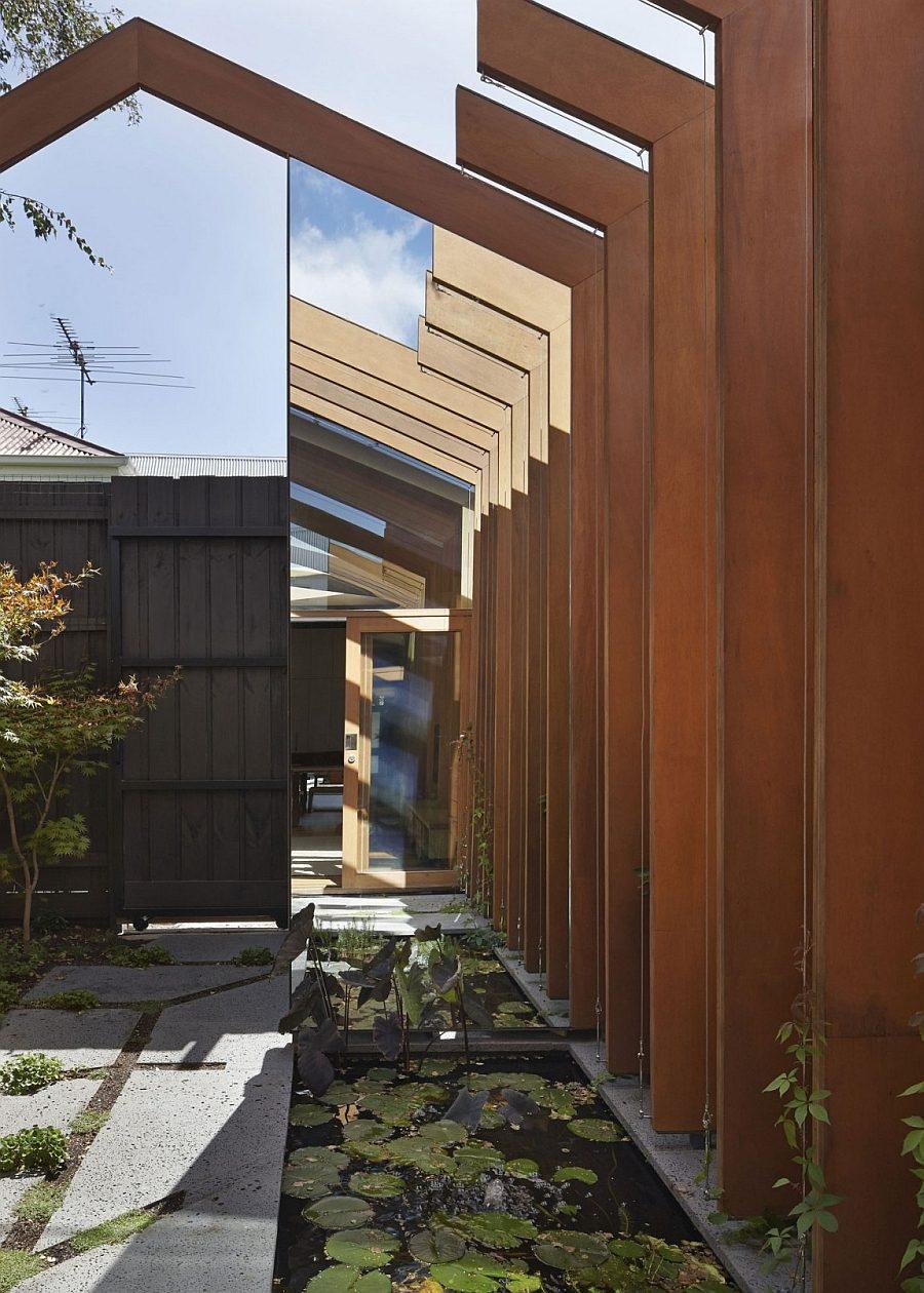 Ngôi nhà cổ điển tại Úc đẹp lôi cuốn nhờ nội thất hiện đại - 10