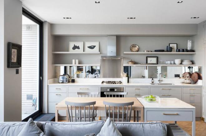Những ý tưởng thiết kế bếp hẹp tuyệt đẹp bạn nên biết