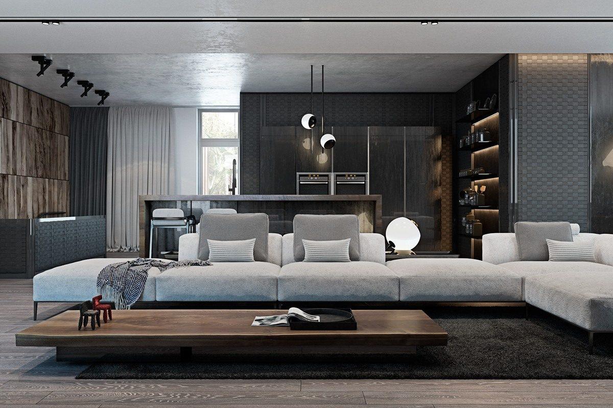 Thiết kế mẫu nhà phố hiện đại pha lẫn nét cổ điển đầy cá tính - 01