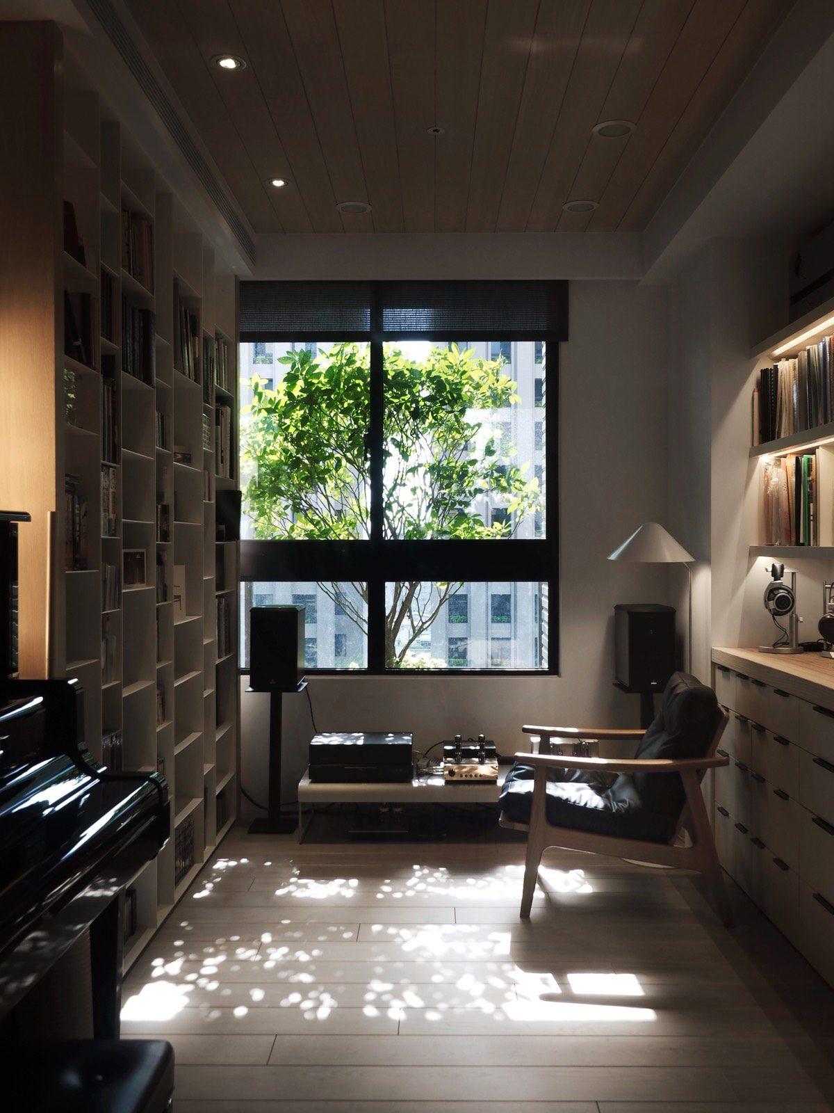 Nhà gỗ phong cách Bắc Âu tại Đài Loan chuẩn tinh tế - 07