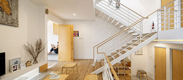 Thiết kế mẫu nhà phố 2 tầng đẹp miễn chê cho cuộc sống thêm hoàn hảo