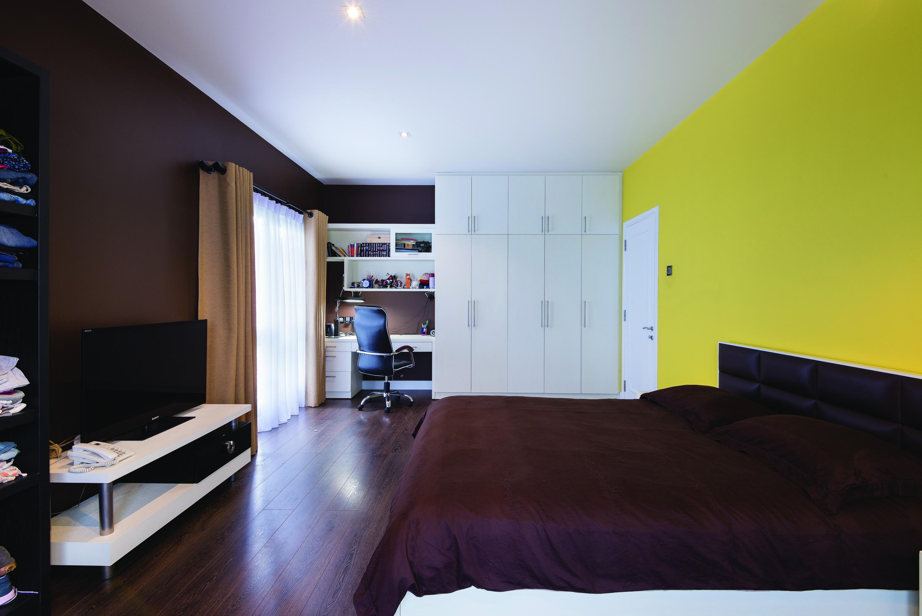 Gợi ý mẫu phòng ngủ cho người già và trẻ em