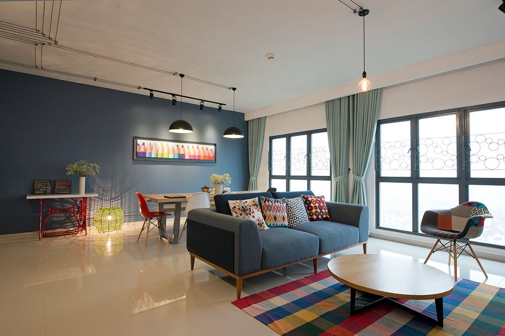 Gợi ý nội thất căn hộ chung cư cho vợ chồng trẻ