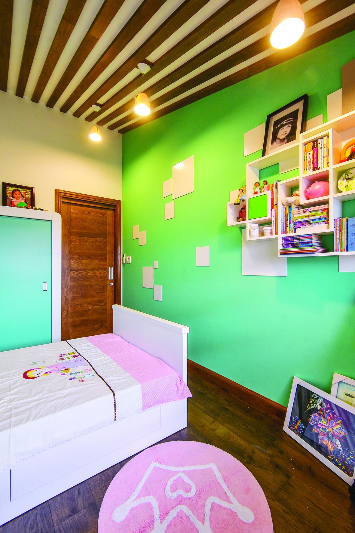 Gợi ý thiết kế không gian vui chơi cho trẻ trong căn hộ chung cư