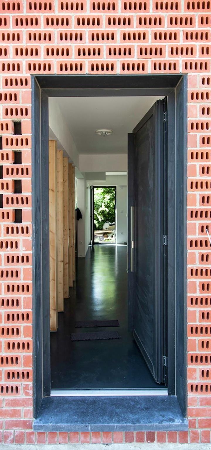 Khám phá nhà cấp 4 bằng gạch và tôn siêu đẹp, siêu tiết kiệm