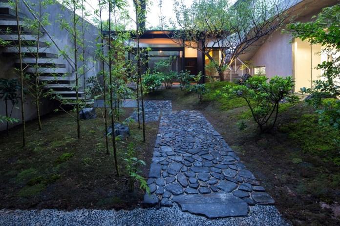 Ý tưởng tuyệt vời cho phòng khách vườn từ trà thất Thượng Hải