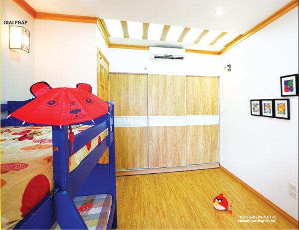 Tham khảo các mẫu phòng ngủ cho trẻ đáng xem 2017