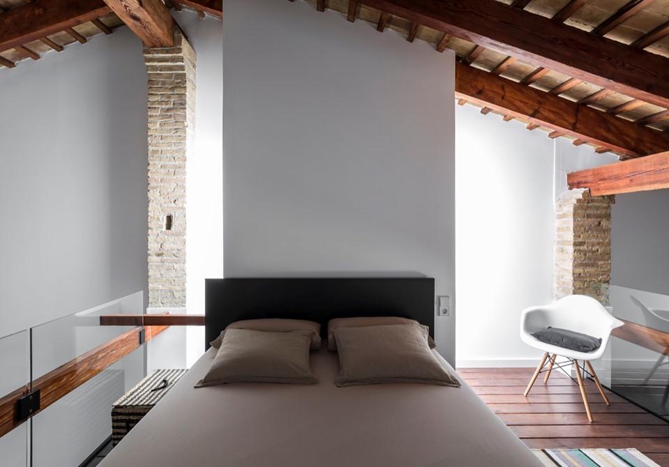 Thiết kế nhà ống theo phong cách Tây Ban Nha hiện đại và năng động