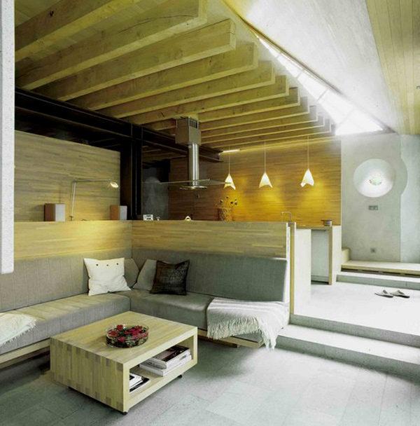 Căn nhà bé nhỏ như một nơi nghỉ dưỡng ở Thụy Điển