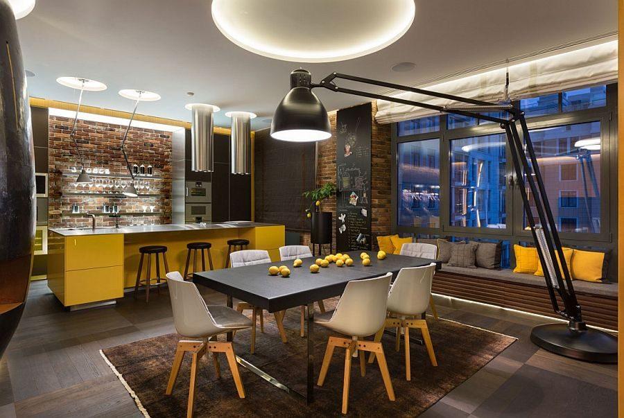 Khám phá căn hộ thông minh thiết kế đầy cảm hứng