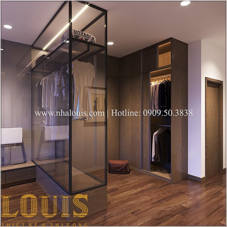 Phòng ngủ Mẫu nhà ống đẹp 3 tầng hiện đại cực chất tại Bến Tre - 25