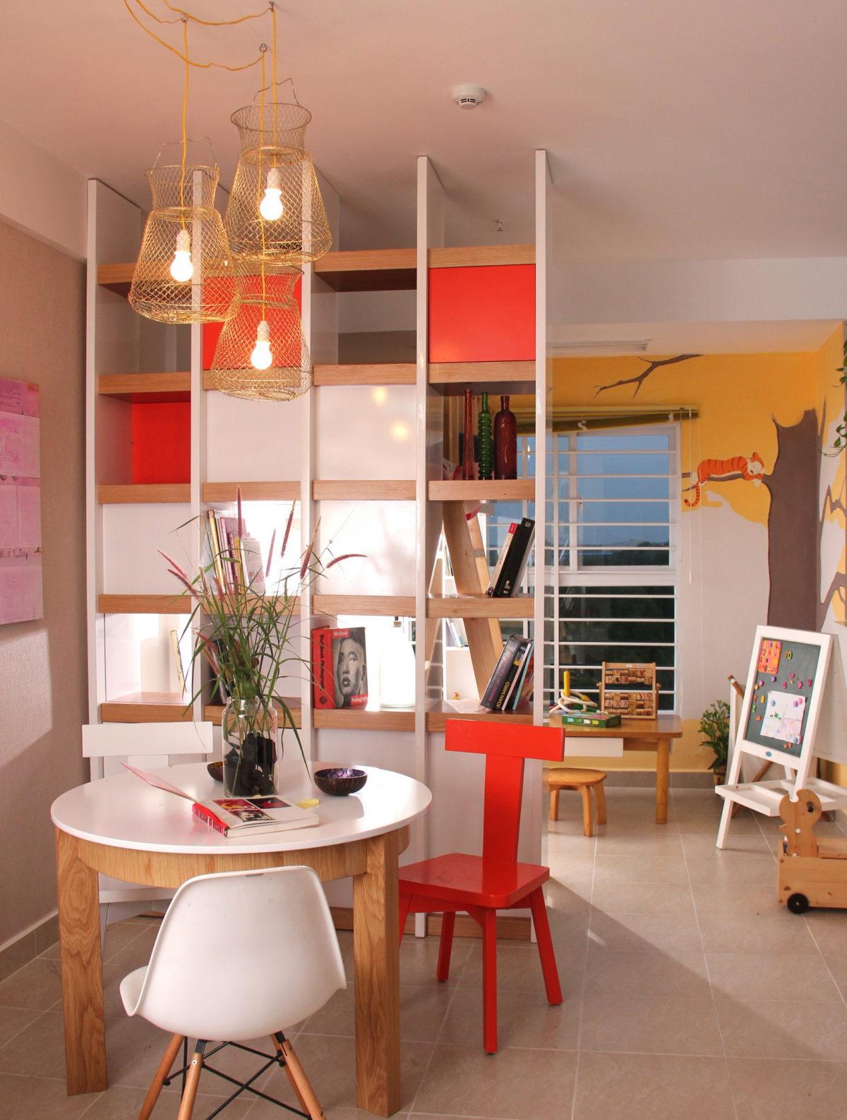 Thêm nét cá tính vào nội thất căn hộ chung cư