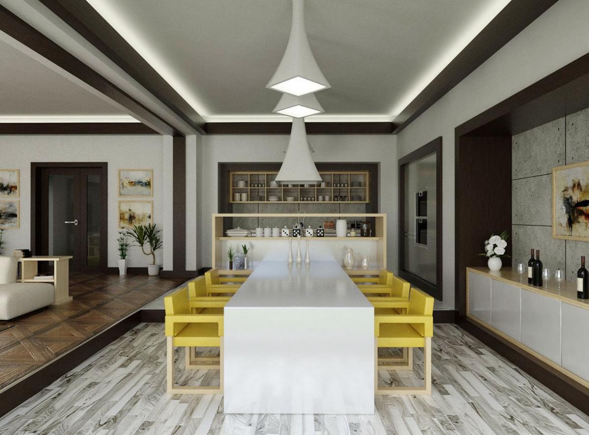20 mẫu nội thất phòng bếp đẹp ngất ngây bạn có thể tham khảo
