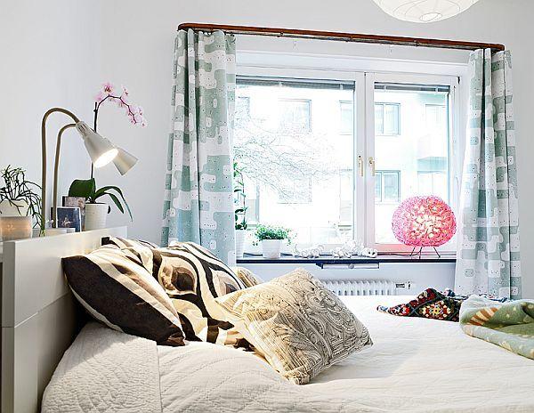 Nội thất căn hộ diện tích nhỏ 56m2 vẫn dễ trang trí đẹp lộng lẫy