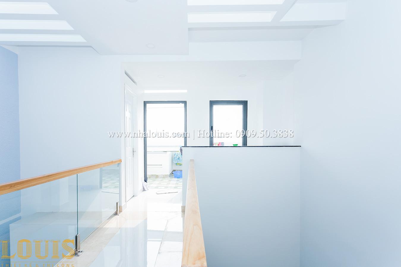 Dự án thiết kế thi công nhà phố 5 tầng hiện đại đẹp ở Tân Bình
