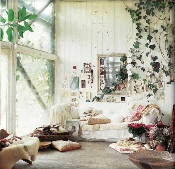 Nội thất căn hộ phá cách với phong cách Bohemian