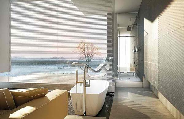Tham khảo các mẫu thiết kế nhà tắm đẹp ngỡ ngàng