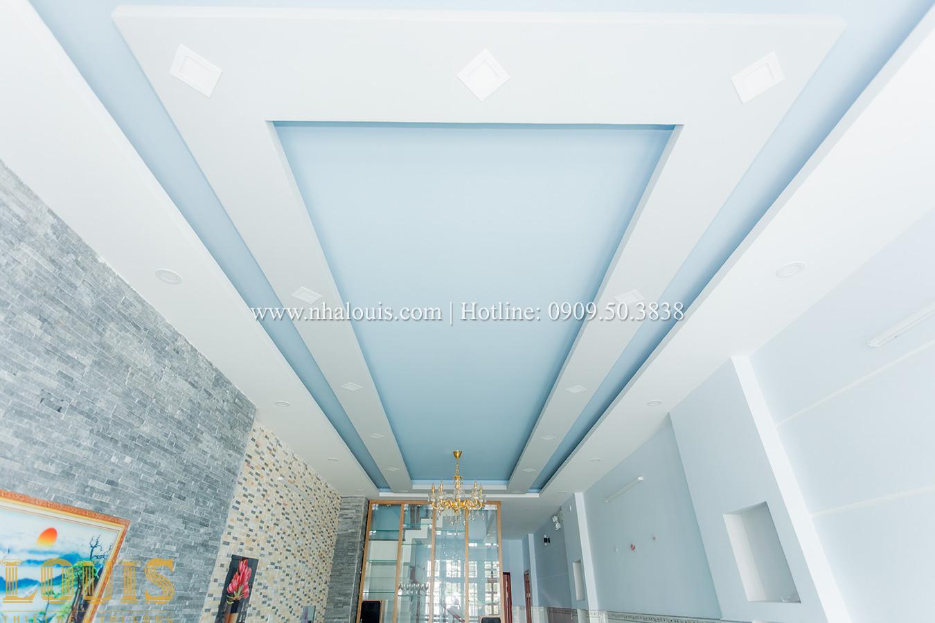 Dự án thi công nhà phố 5 tầng hoàn tất mở ra không gian sống đẹp hiện đại cho gia chủ