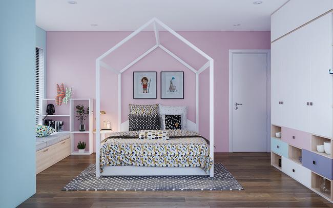 Hé lộ những mẫu phòng ngủ cho bé cực đẹp đốn ngã tim người lớn