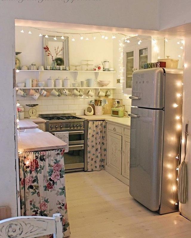 Những không gian bếp nhỏ đẹp nhờ cách bố trí thông minh, khoa học