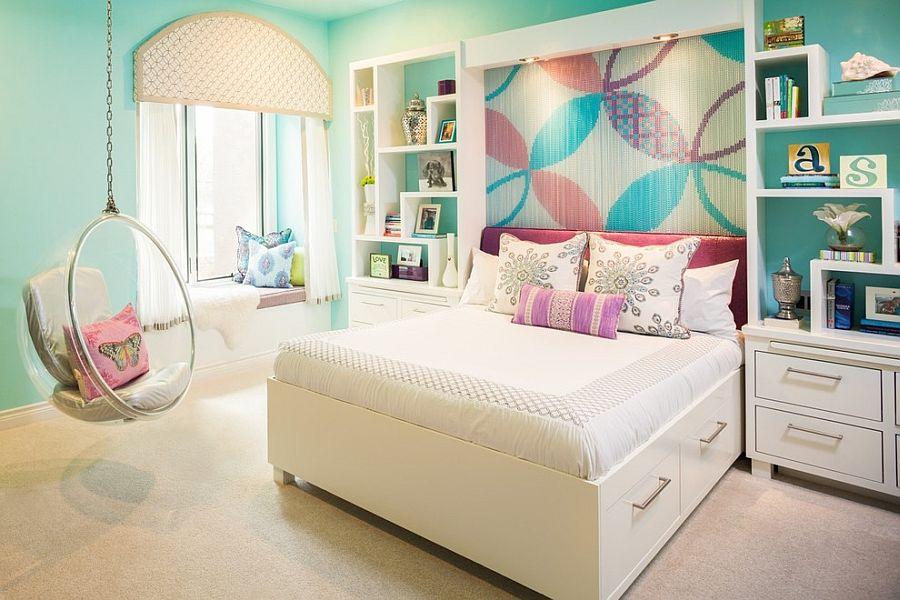 Bật mí 5 cách thiết kế phòng ngủ cho bé gái đẹp mê ly 01