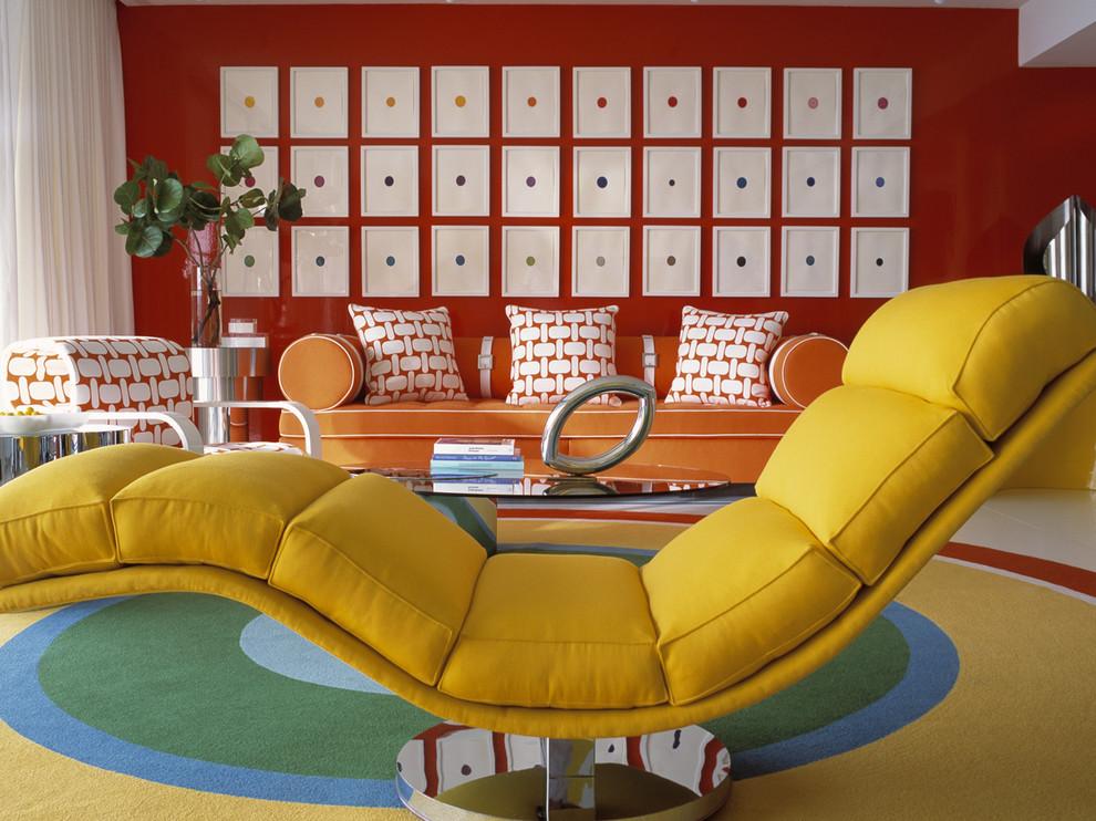 Mê mẩn với 6 kiểu tạo điểm nhấn cho phòng khách bằng sofa đẹp khỏi chê 04