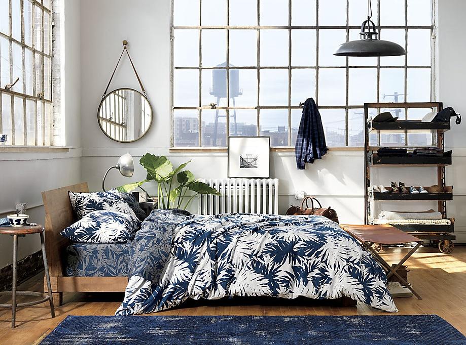 Thiết kế phòng ngủ đơn giản theo phong cách Vintage hoài cổ 03