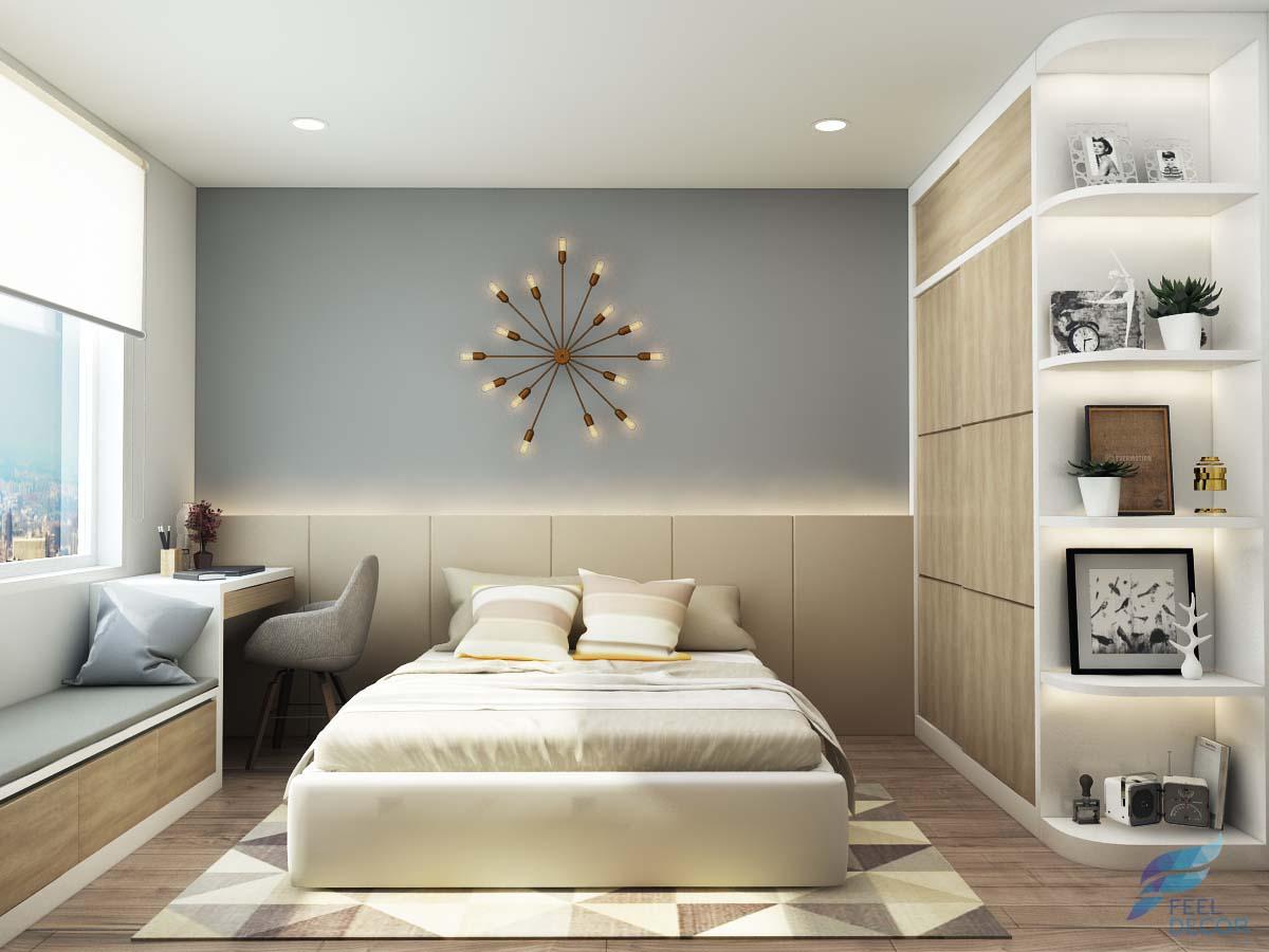 cách sắp xếp phòng ngủ