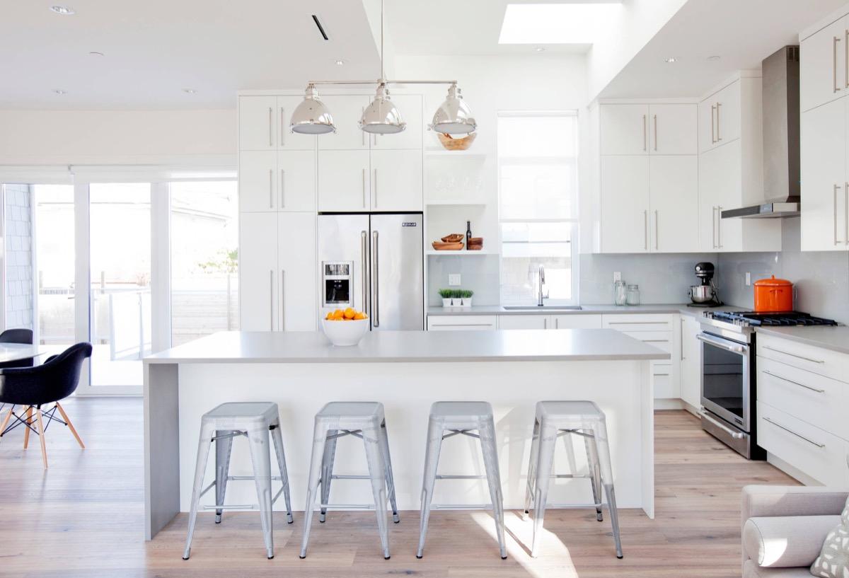 Bỏ túi ngay cách bố trí không gian bếp đẹp cho các chị em nội trợ