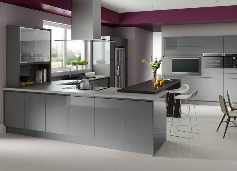 Thiết kế nội thất phòng bếp hiện đại tinh tế đến không ngờ