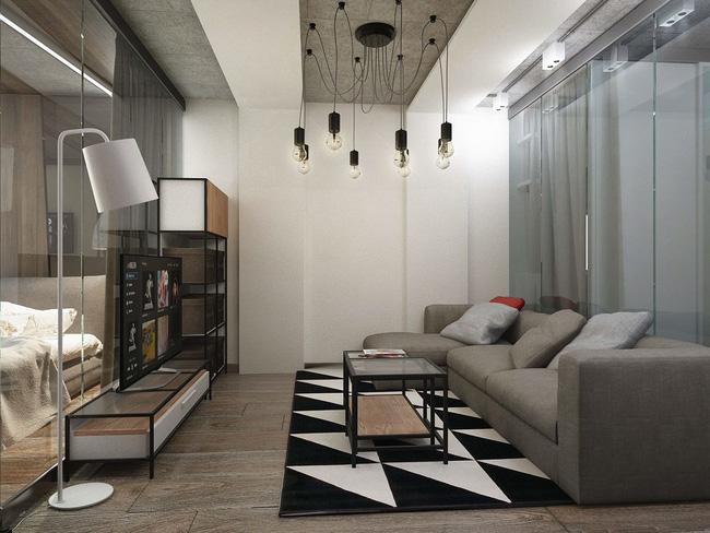 các mẫu thiết kế chung cư nhỏ đẹp