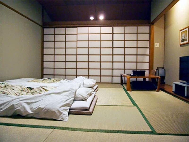 Phòng ngủ không giường