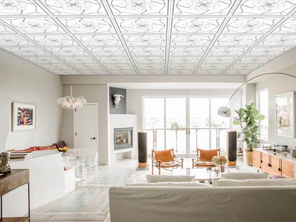 các loại trần nhà