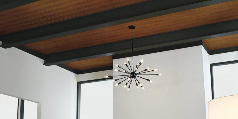 trần nhà gỗ