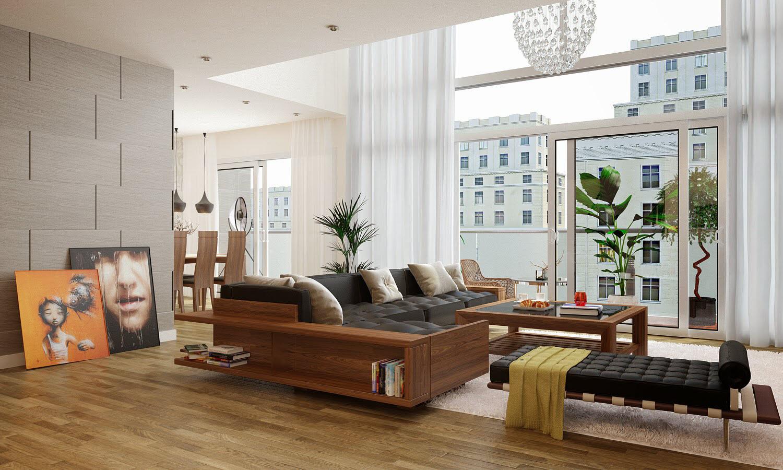 ốp gỗ sàn