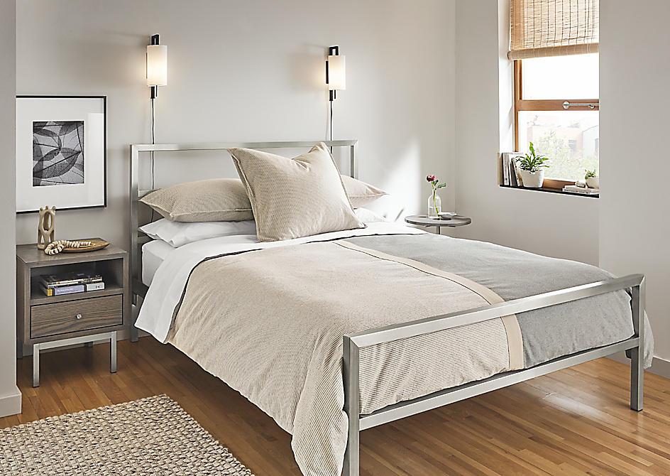 thiết kế phòng ngủ nhỏ gọn